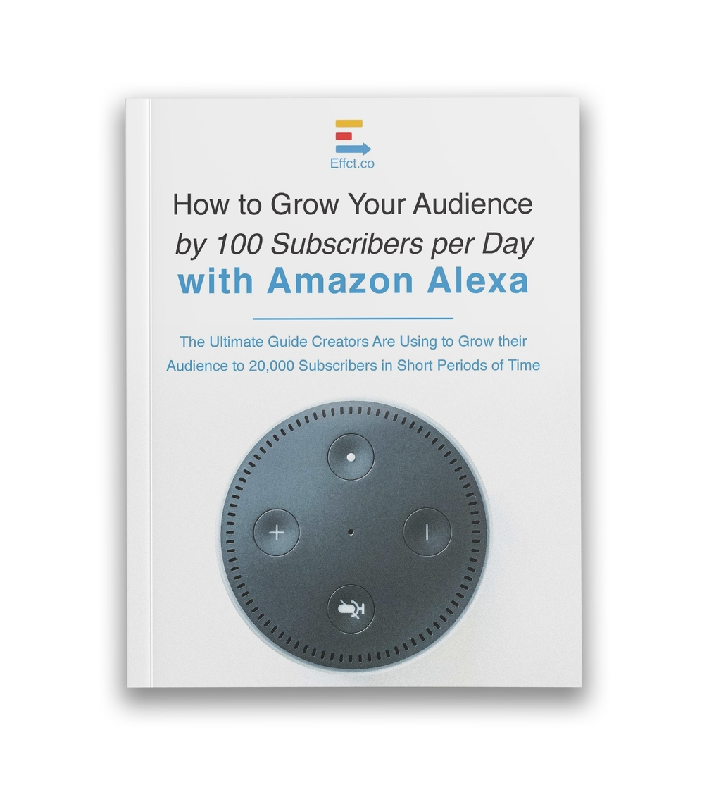 How to Grow Your Audience through Amazon Alexa Flash Briefing?
